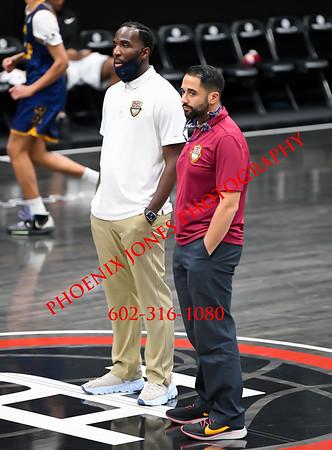2-9-2021 - Our Saviour Lutheran (NY) v SFBA Trinity Prep (NV) - Boys Basketball
