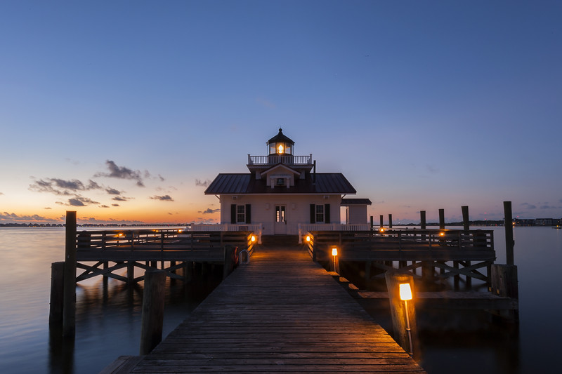 Roanoke Marshes Lighthouse Sunrise.jpg