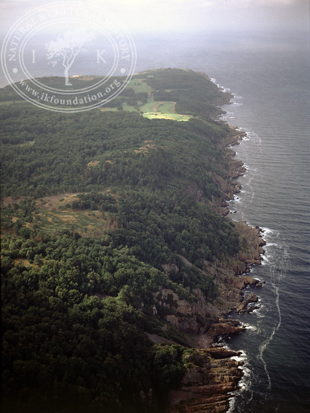 Kullen peninsula, Kullaberg north (1990) | PH.0087