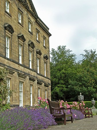 Blagdon Hall and Gardens