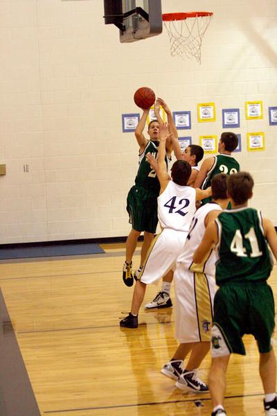 St Maries jv basketball vs timberlake12-12-2010