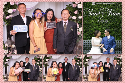Tan & Tram Wedding - June 29, 2019