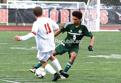 Boys Soccer — Chazy vs. Willsboro