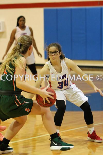 SEMINOLE @ PINELLAS PARK (GIRLS VARSITY BASKETBALL)