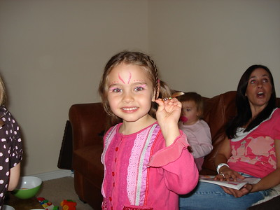 Tia Bounds Birthday 8th Oct 06