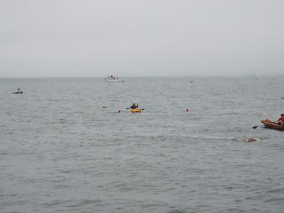 Staples Family Alcatraz Swim 2011