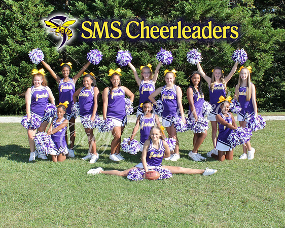 SMS Cheerleaders