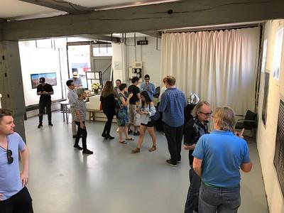 Thomas Kellner - Tango Metropolis | 8 - 18 November 2018 | Opening