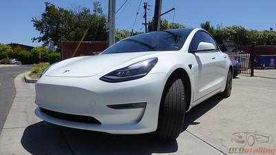 Tesla Model 3 - Pearl White Multi-Coat (6)