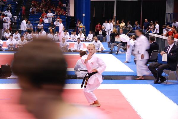 USANFK Nationals 2008 Houston TX