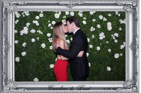 Caroline & Brad - September 24, 2016
