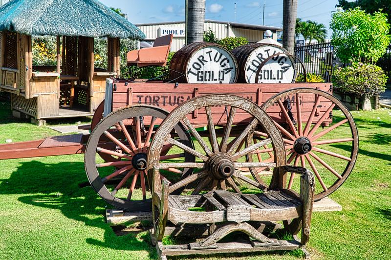 Tortuga Rum Factory
