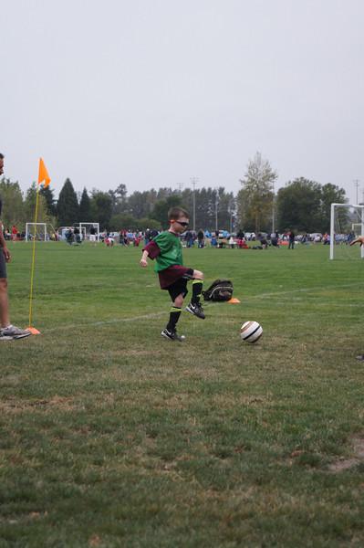 Soccer Fall 2011