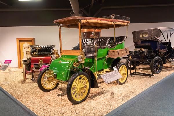 National Automobile Museum  - Reno, NV - September 2018