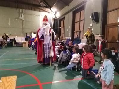 20191205 Sinterklaas Zonnebloem