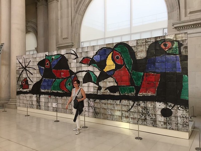3 day weekend in Barcelona itinerary- MNAC art museum