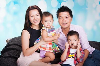 Ming's Family