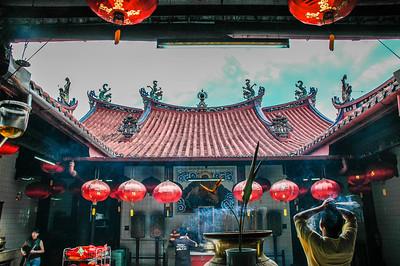 Georgetown, Penang Temples