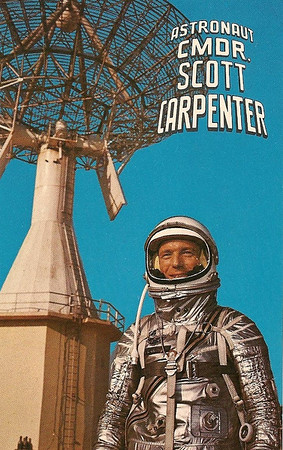 PROJECT MERCURY DOCUMENTS AND PICTURES