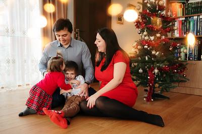 Maria & Cristian & mami & tati | Poveste de Craciun | 17 Dec 2019