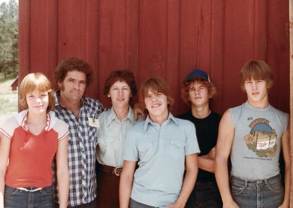 Reunion - Cloud Country - East of Cloudcroft-1983