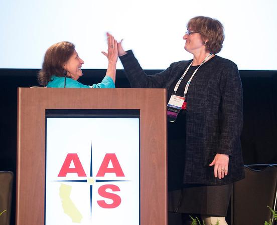 AAS Members Meeting