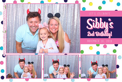 Sibby's 2nd Birthday Party