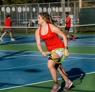 BHS vs Lanier County Tennis 2021