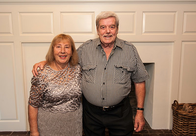 James Amplo 80th birthday party