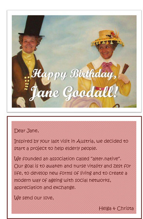 Dr. Jane's Birthday Cards