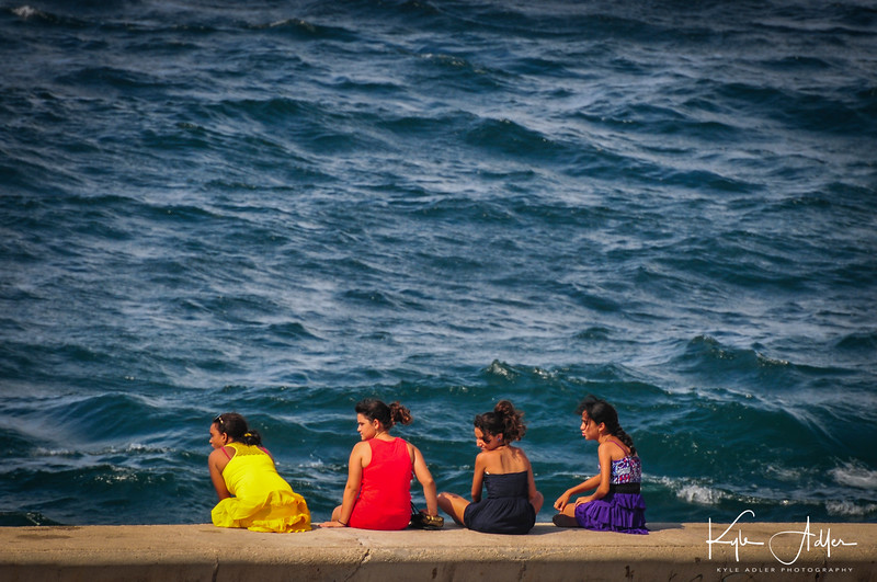 The Young Women and the Sea