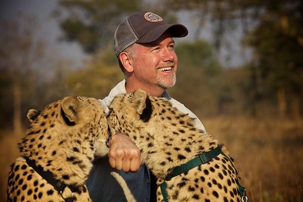 Day 09 Safari Portraits