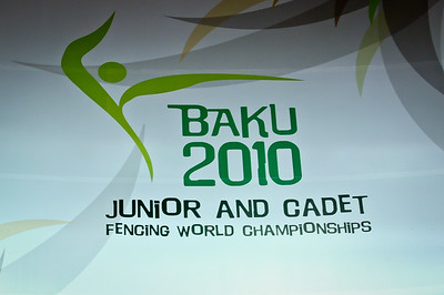 Baku Junior and Cadet World Championships