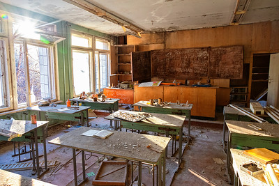 pripyat number 3 middle school