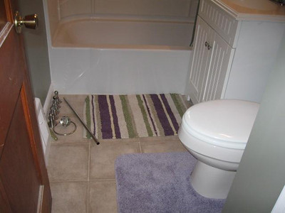 JAN. 2010 Bath Remodel
