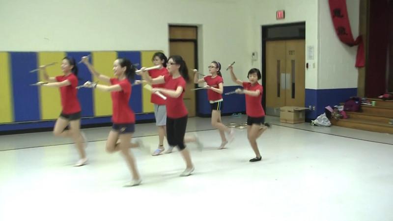 """Happy Festival""  8/8/2010 CACC Dance Camp"