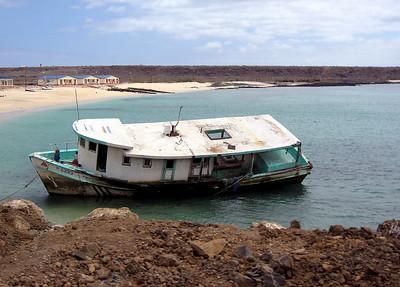 Galapagos Islands & Guayaquil, Ecuador 12-2007
