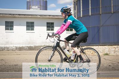 Habitat for Humanity ride