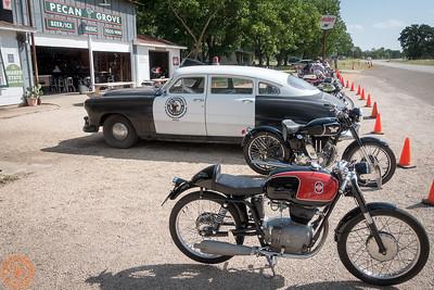 2018 Pecan Grove Bike Show - Fredericksburg TX