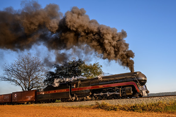 Norfolk and Western Steam Reunion