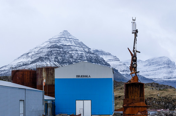 Iceland nov 2015 - Artist Residency at Djúpivogur