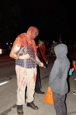 Findlay Halloween Parade (2017)