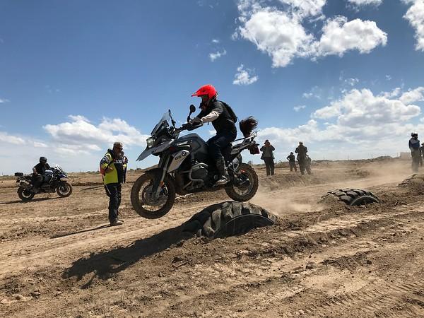 Into The Horizon Adventure Motorcycle Challenge