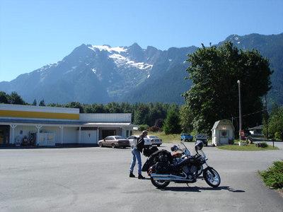 Motorcycle  Trip 7/2006