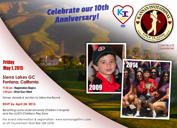 2015 Kannan Invitational