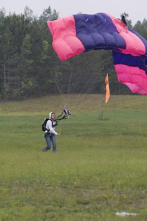 Parachutisme - École Voltige