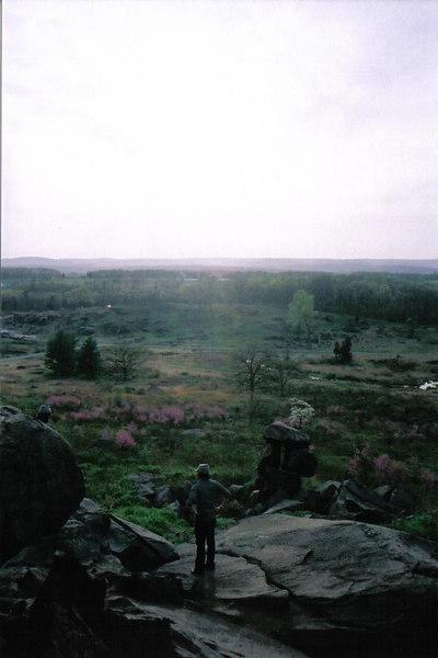 Pennsylvania April 2006