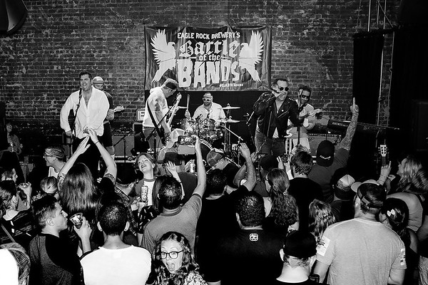 Eagle Rock Brewing Battle of the Bands