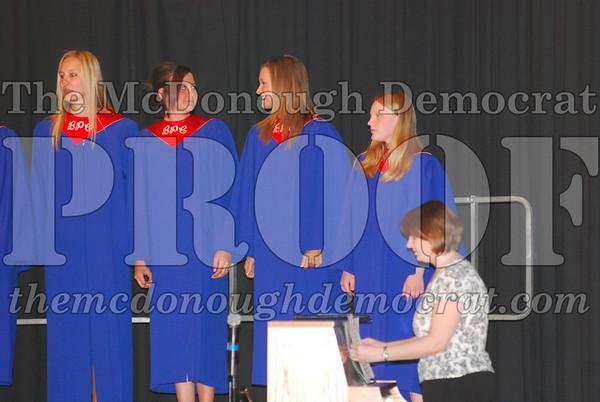 Spring Choral Concert 05-12-09