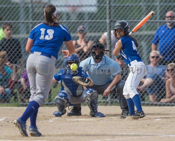 Lawrence Girls Softball Vs Lewiston